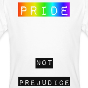 Pride and NOT Prejudice - Men's Organic T-shirt