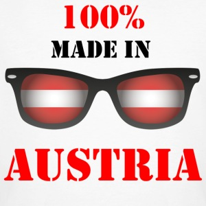 MADE IN AUSTRIA - T-shirt ecologica da uomo