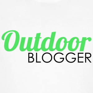 Outdoor blogger - Men's Organic T-shirt