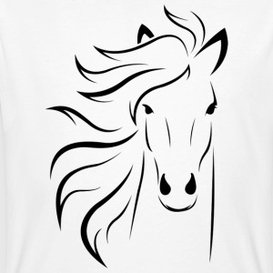 HORSE COLLECTION - Men's Organic T-shirt