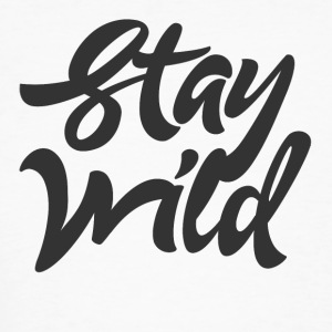 Stay Wild - Summer Loving - Men's Organic T-shirt