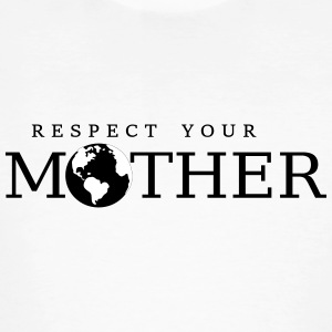 Mother Earth - Ekologisk T-shirt herr