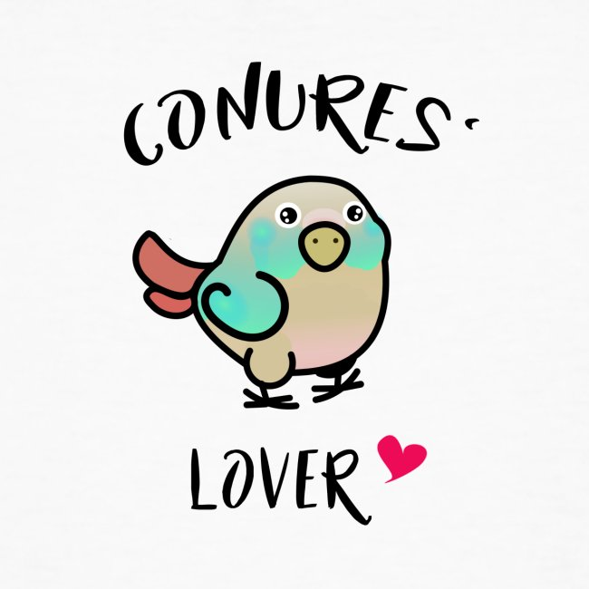 Conures' Lover: blue cinamon
