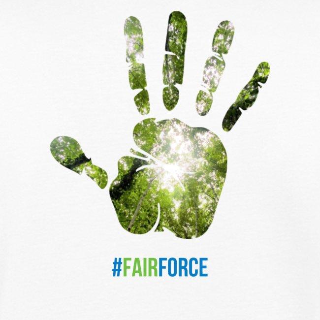 Fairforce Handprint