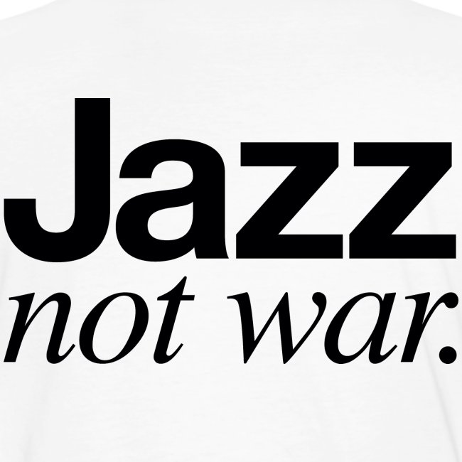 bklyn ⁄ jazz (white)