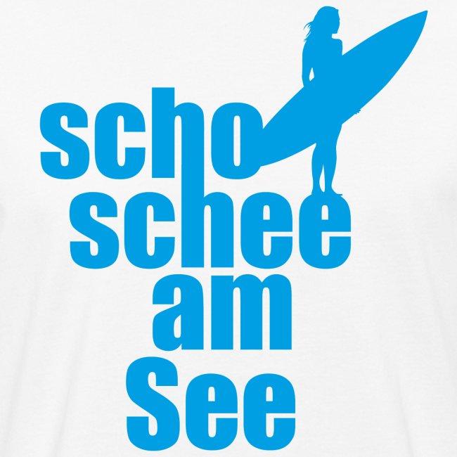 scho schee am See Surferin 02