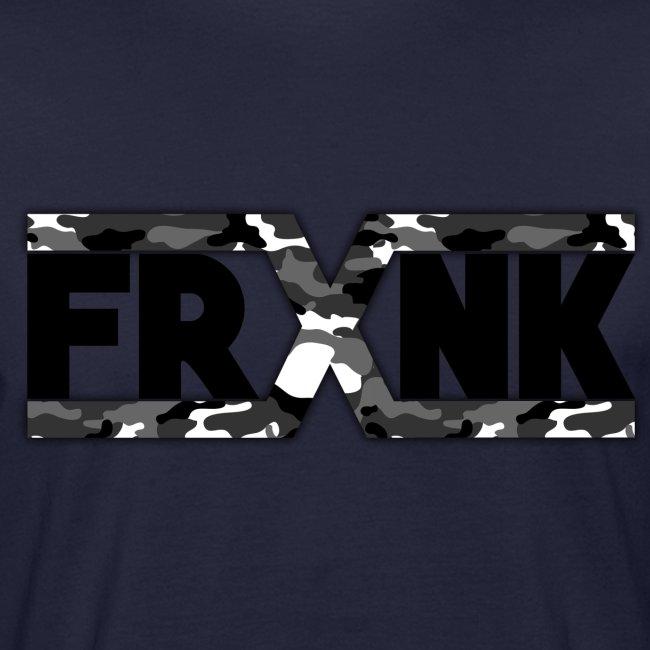 Grey Camo 'FRXNK' Logo