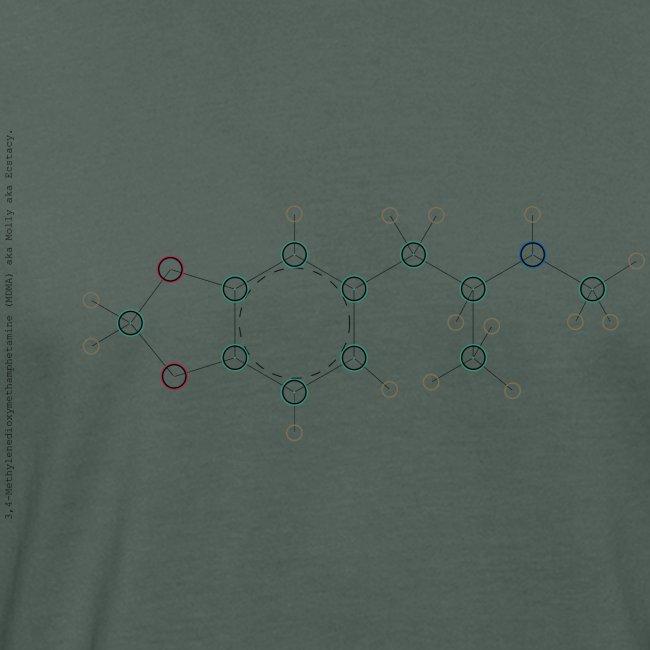 Molecuul MDMA - 'Where is Molly?'