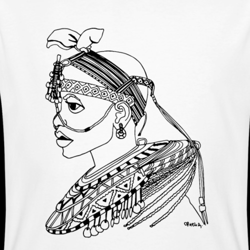African Roots // n°1 - T-shirt bio Homme