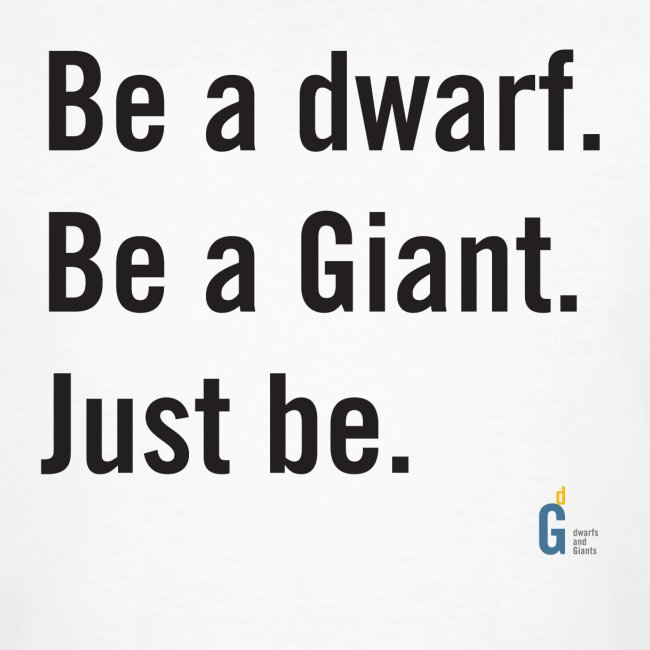 Be dG just be II