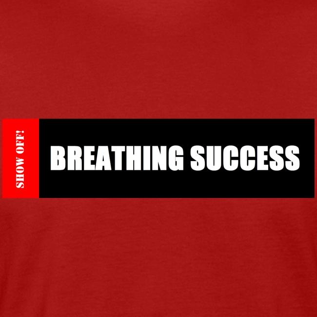 BREATHING SUCCESS