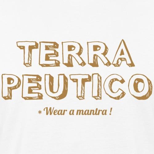 TERRAPEUTICO - T-shirt ecologica da uomo