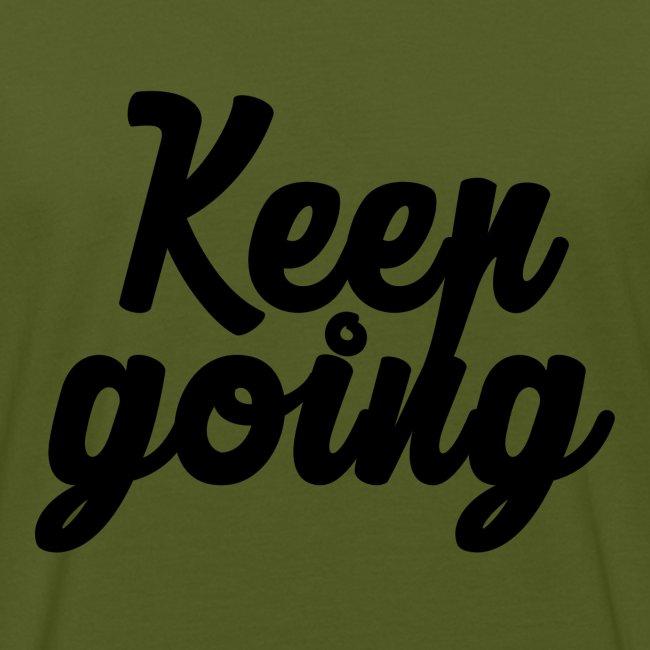 keep going-noir