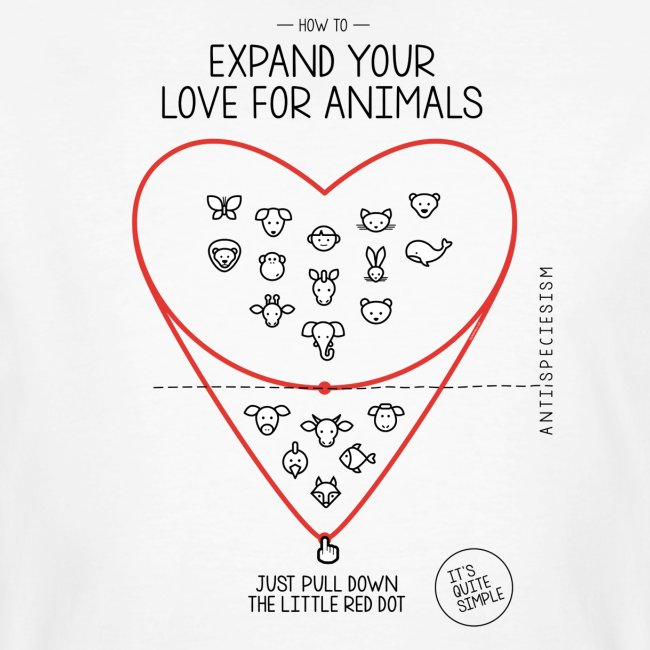 Expand your love for animals (hell)