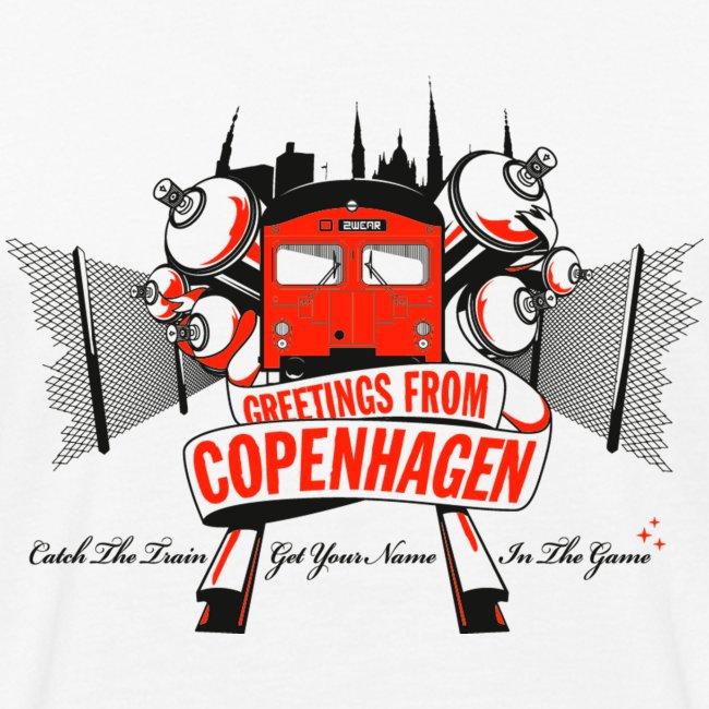 Greetings from Copenhagen - 2wear Classics