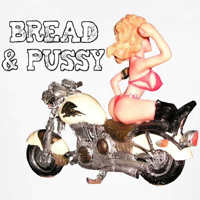 LOGO BREAD AND PUSSY