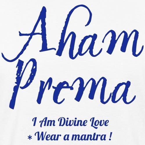 AHAM PREMA - T-shirt ecologica da uomo