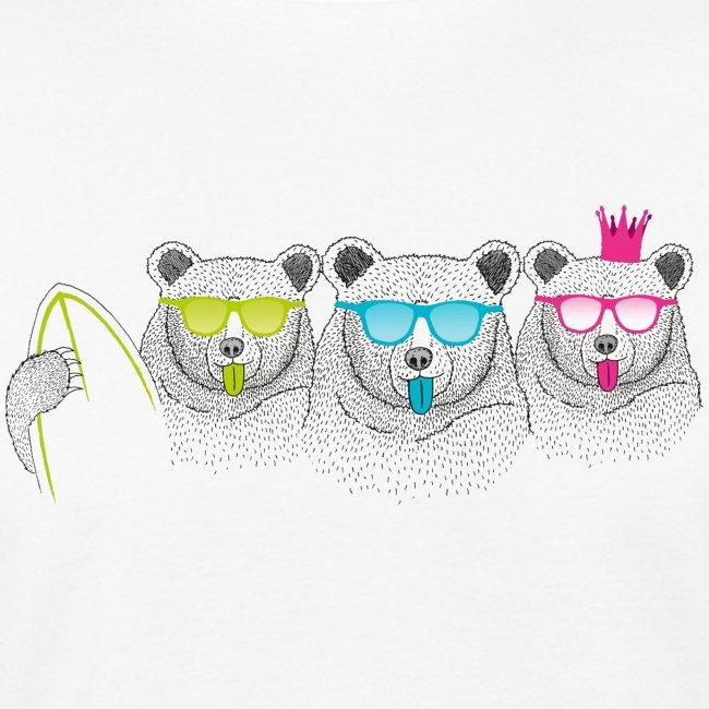 BABO Bärenfamilie