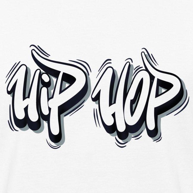 Hip Hop Graffiti Style