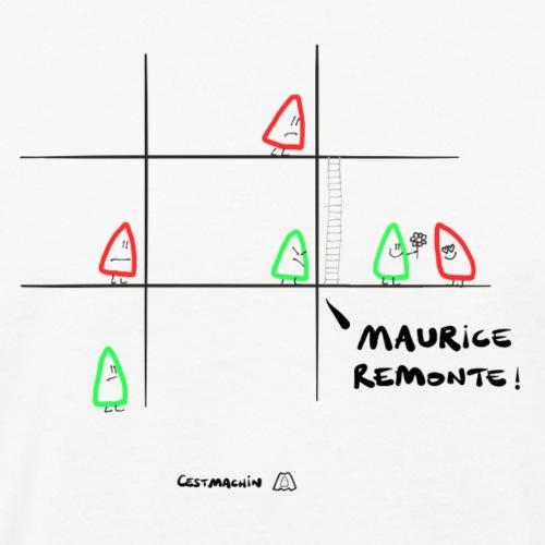 Maurice, remonte - T-shirt bio Homme