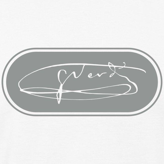 Verdi Signatur Ellipse
