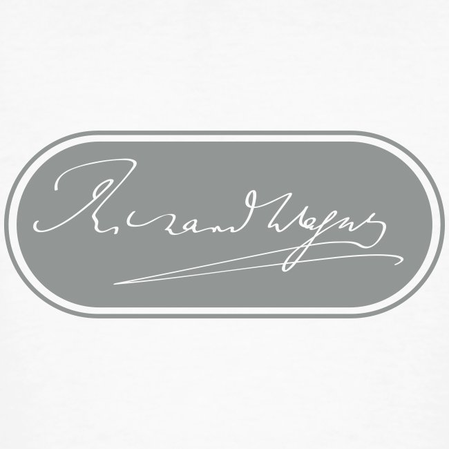 Wagner Signatur Ellipse