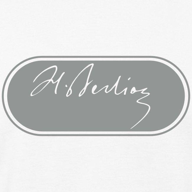 Berlioz Signatur Ellipse