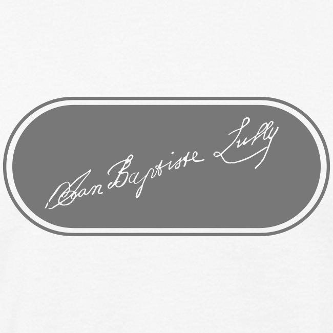 Lully Signatur Ellipse