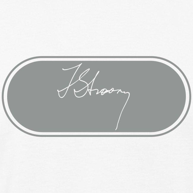 Stravinsky Signatur Ellipse