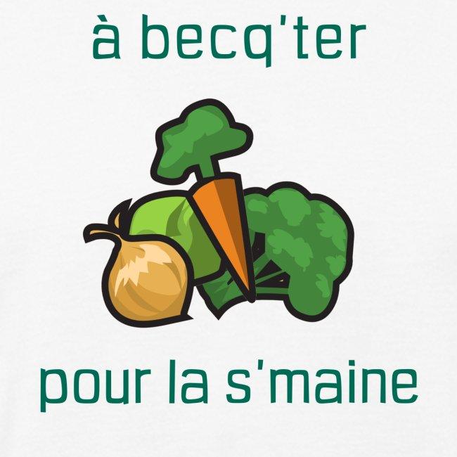 Becqueter green XL - AW20/21