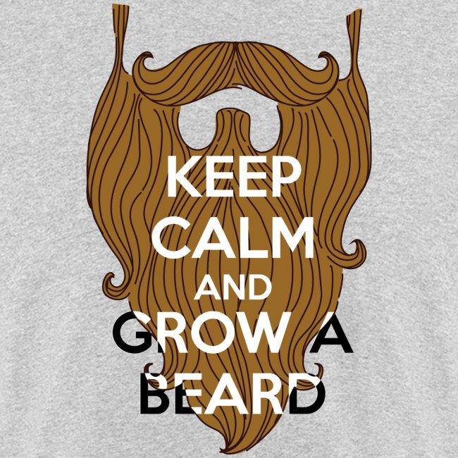 Calm and Beared