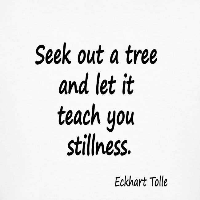 Tree for Stillness