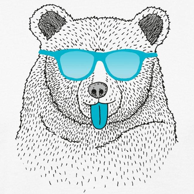 """""""BABO blue"""" Bär"""