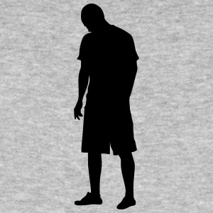 Man body Silhouette vector design - Men's Organic T-shirt