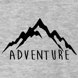 Adventure - Adventure - Men's Organic T-shirt