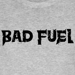 Bad logo Fuel - T-shirt ecologica da uomo