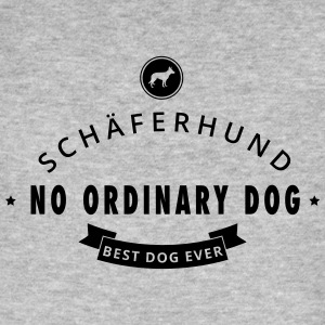 Schäfer - No Ordinary Dog - Ekologisk T-shirt herr