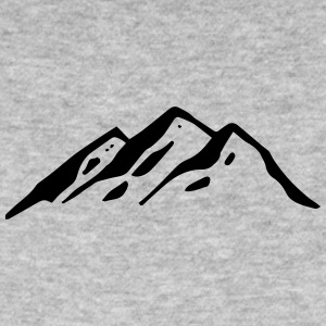 Mountain - Men's Organic T-shirt