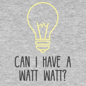 Electrician: Can i have a Watt Watt? - Men's Organic T-shirt
