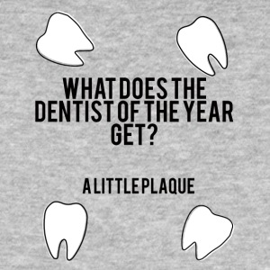 Zahnarzt: What Does The Dentist Of The Year Get? - Männer Bio-T-Shirt