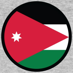 National Flag Of Jordan - Men's Organic T-shirt