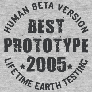 2005 - The birth year of legendary prototypes - Men's Organic T-shirt