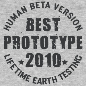 2010 - The birth year of legendary prototypes - Men's Organic T-shirt