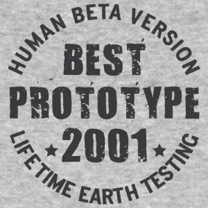 2001 - The birth year of legendary prototypes - Men's Organic T-shirt
