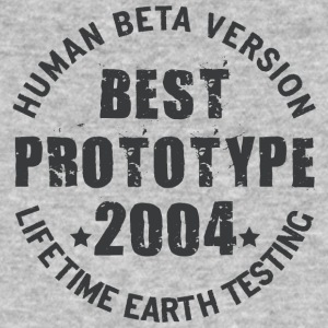 2004 - The birth year of legendary prototypes - Men's Organic T-shirt