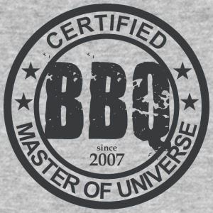BBQ Certified Master 2007 Grillmeister - T-shirt bio Homme
