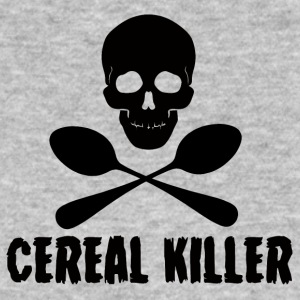 Halloween: Cereal Killer - Økologisk T-skjorte for menn