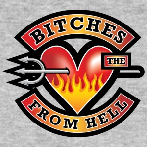 Bitches from Hell - Men's Organic T-shirt