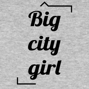Big City Girl - T-shirt ecologica da uomo