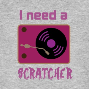 Need a Scratcher - Männer Bio-T-Shirt